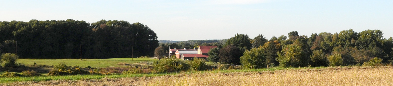 Brightside Farm, part of the Charlestown Township Parks System