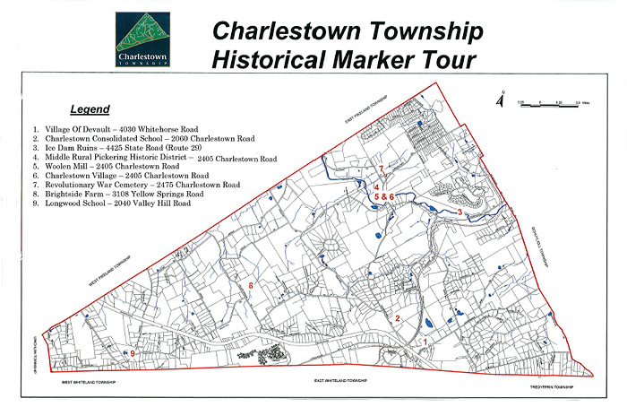 Charlestown Township - Maps on